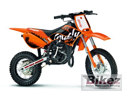 2010 Malaguti Grizzly 12 Enduro